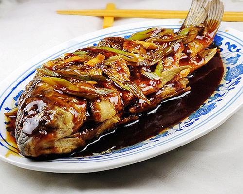 Карп по-китайски в кисло-сладком соусе рецепт по-китайски
