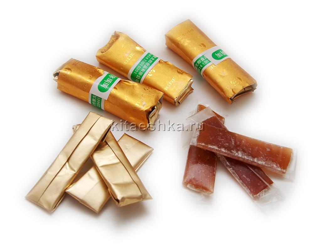 Как сделать имбирные конфеты виталий островский